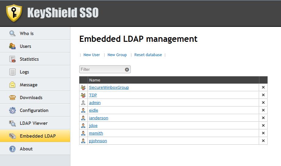 KeyShield SSO – Overview